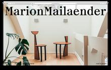 Marion Mailaender website