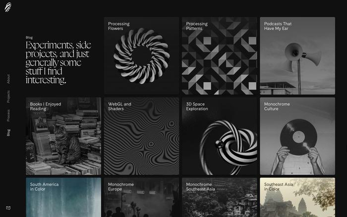 bruskowski.design portfolio website 7