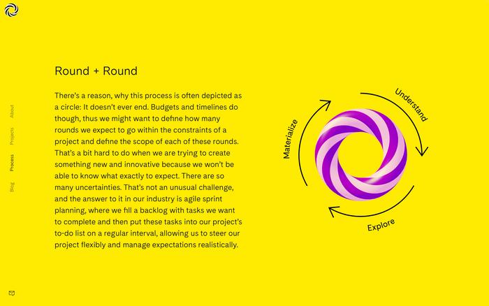 bruskowski.design portfolio website 6