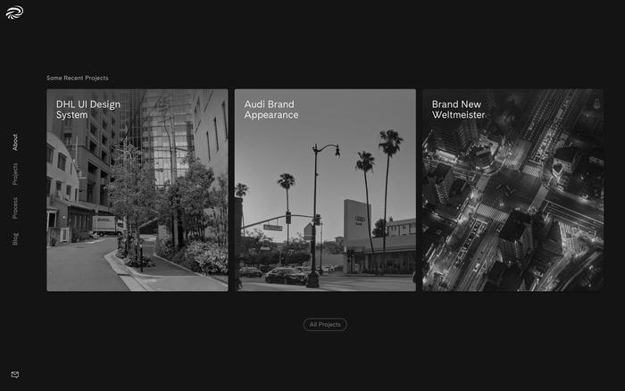 bruskowski.design portfolio website 4