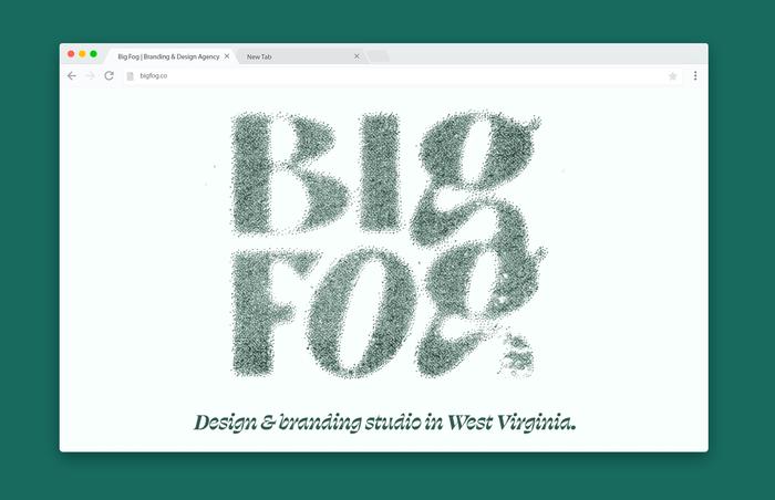 Big Fog website 6