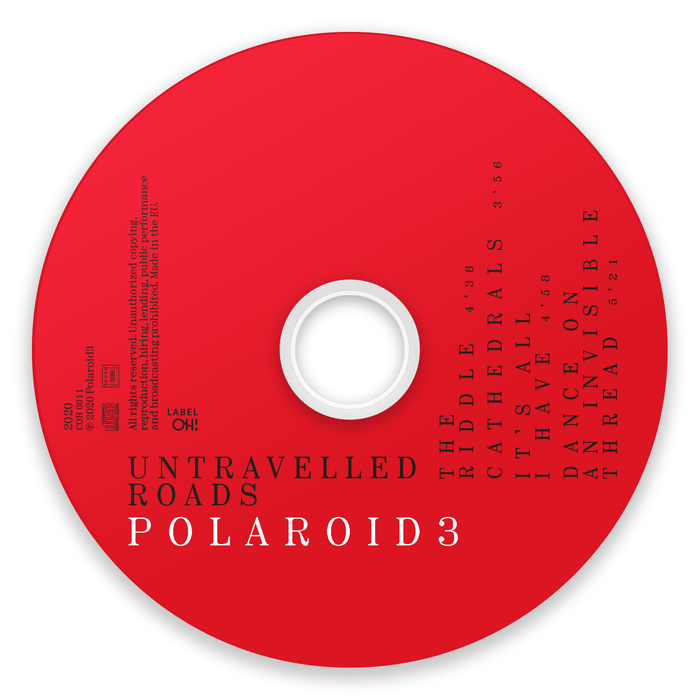 "Polaroid3 – Untravelled Roads EP and ""It's All I Have"" music video 2"