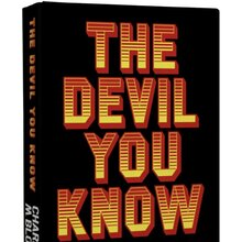 <cite>The Devil You Know</cite> book cover