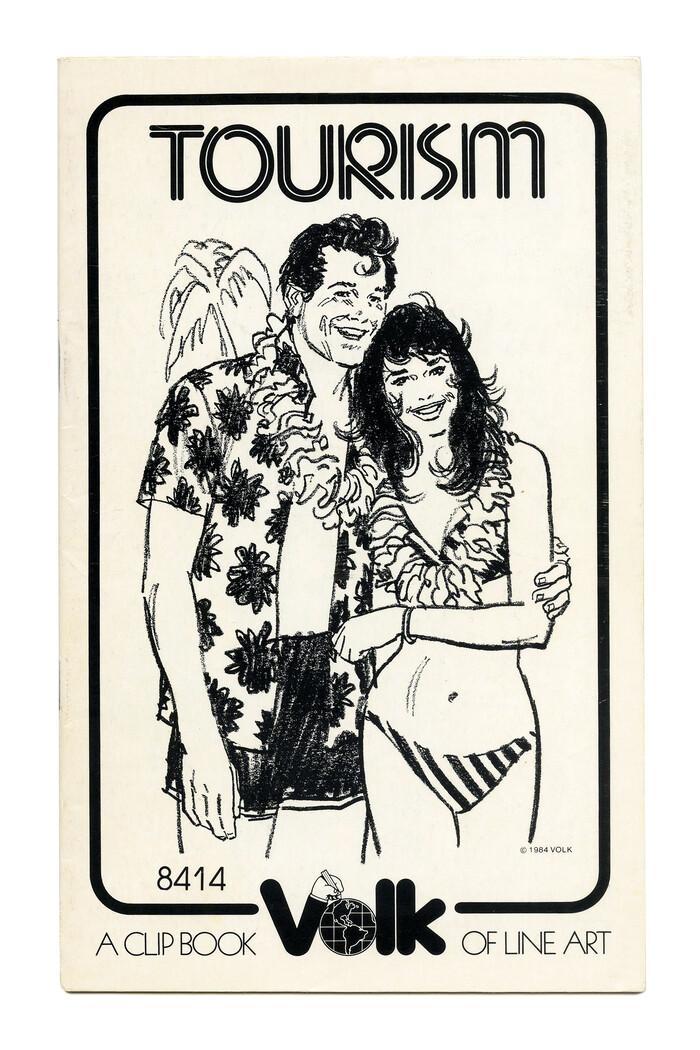 """""""Tourism"""" (No. 8414) ft.  (1970)."""