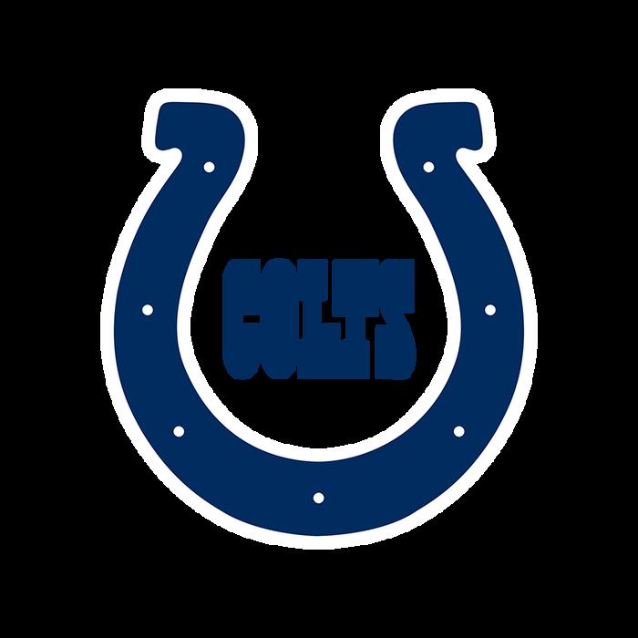 Indianapolis Colts logo (1984–2019) 1