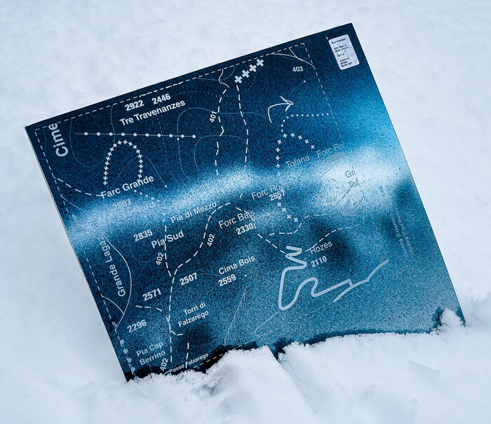 "Klaus – ""Cortina"" (World Ski Championships official soundtrack) 6"