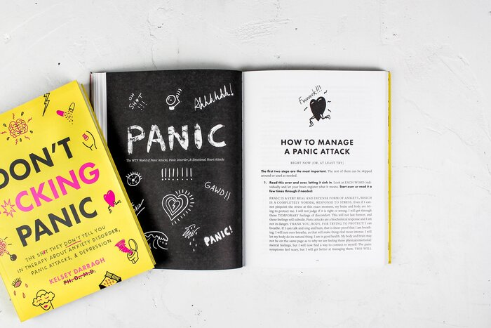 Don't F*cking Panic by Kelsey Darragh 6