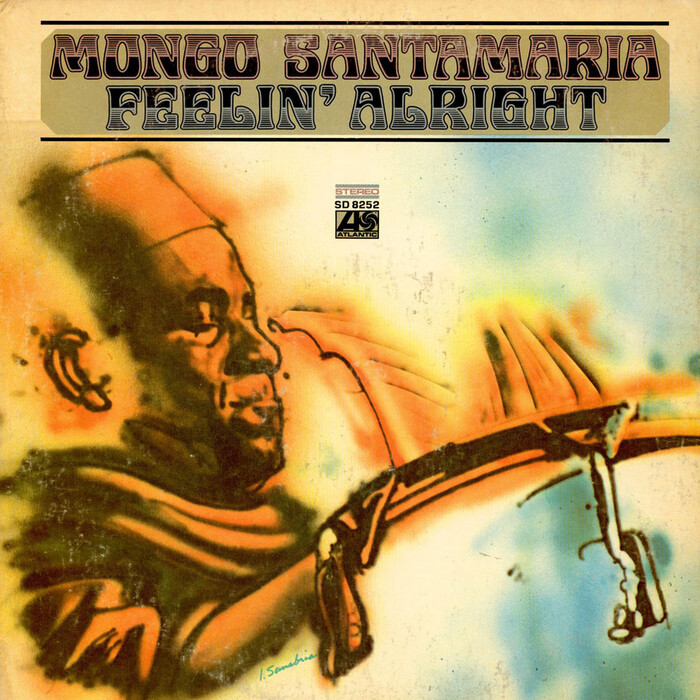 Mongo Santamaria – Feelin' Alright album art 2