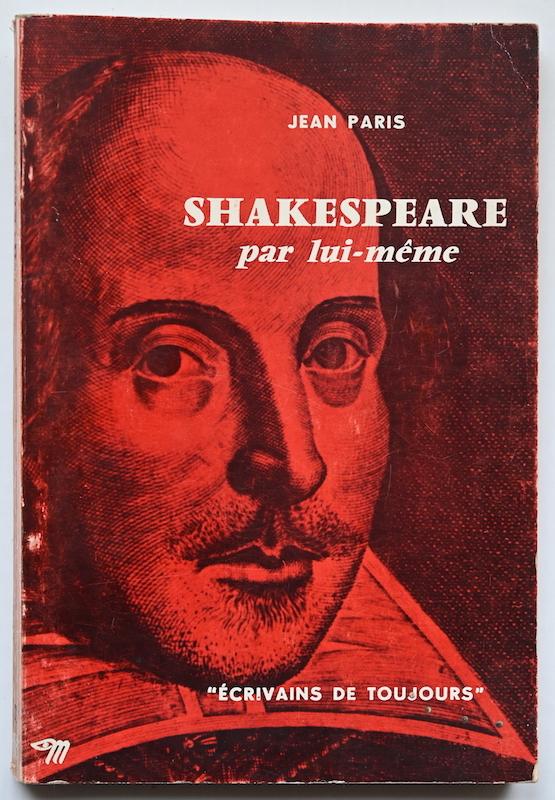 Jean Paris: Shakespeare par lui-même, n° 22, 1954.