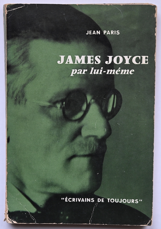 Jean Paris: James Joyce par lui-même, n° 39, 1957.