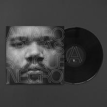 Amaro Freitas – <cite>Sangue Negro </cite>album art