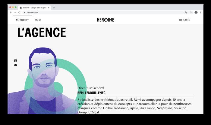 Héroïne website 7