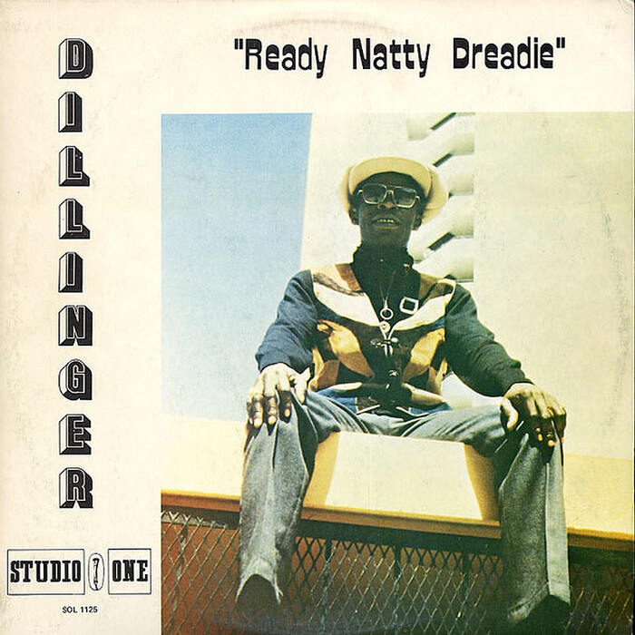 Dillinger – Ready Natty Dreadie 1