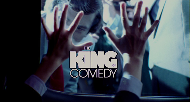 The King of Comedy (1982) opening titles 1