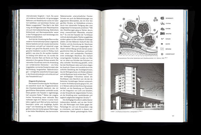 Vom guten Wohnen. Vier Zürcher Hausbiografien von 1915 bis zur Gegenwart 4