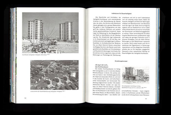 Vom guten Wohnen. Vier Zürcher Hausbiografien von 1915 bis zur Gegenwart 3