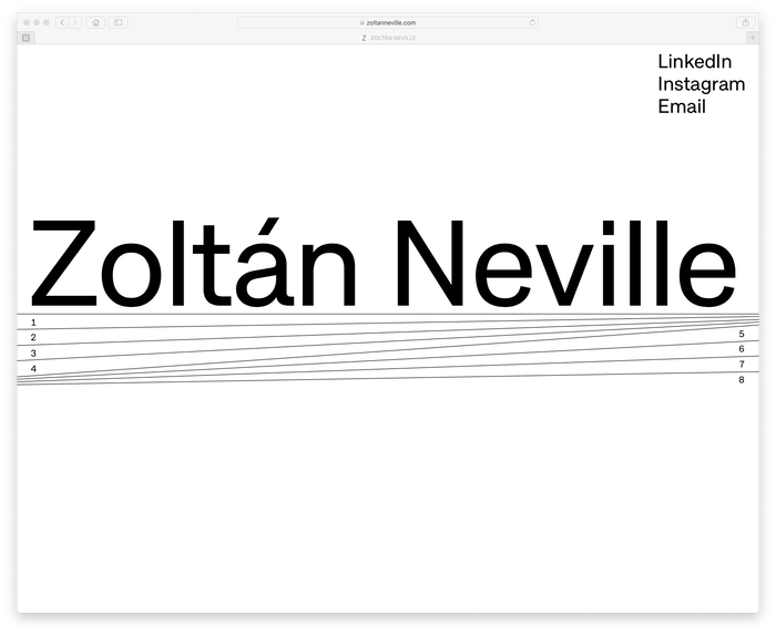 Zoltán Neville 2