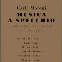 <cite>Musica a specchio</cite> by Carla Moreni