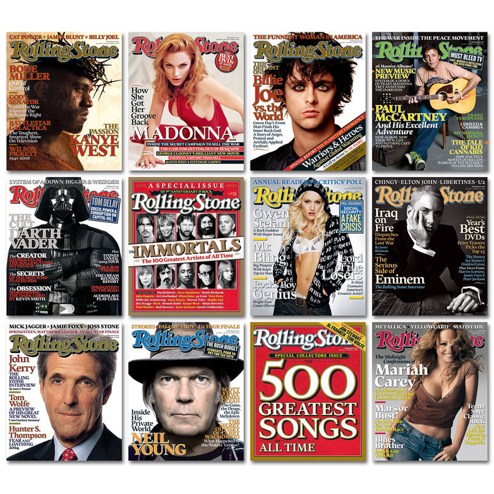 Rolling Stone magazine (2004–2006) 1