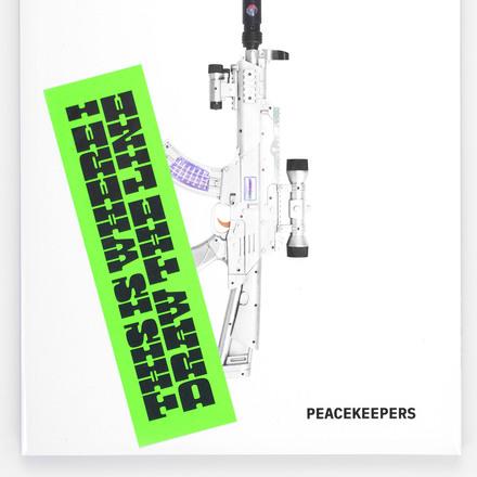 Peacekeepers by Studio Daan Wubben
