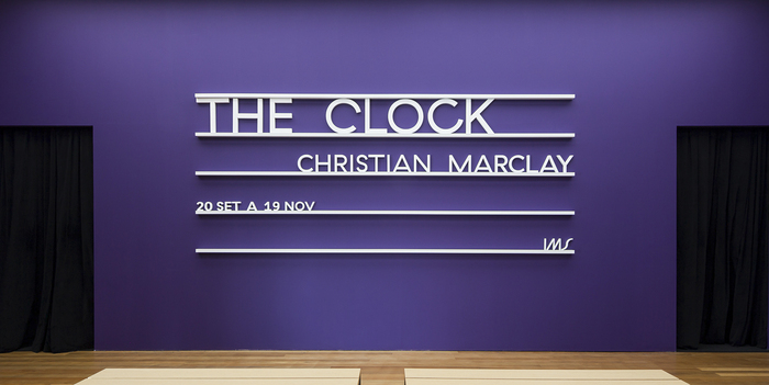 Christian Marclay – The Clock, Instituto Moreira Salles 1