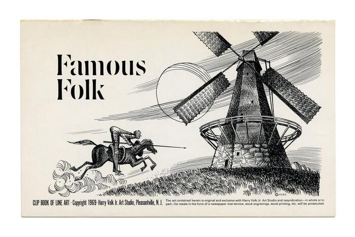 """Famous Folk"" (No. 181) ft. Don Quixote and ."