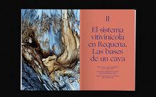 <cite>El cava elaborado en Requena</cite>
