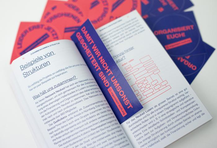 Organisiert Euch! publication 2