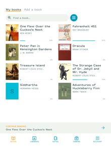 Omoguru Reader app and web extension