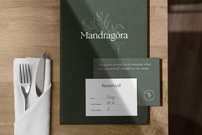 Mandragòra restaurant 4