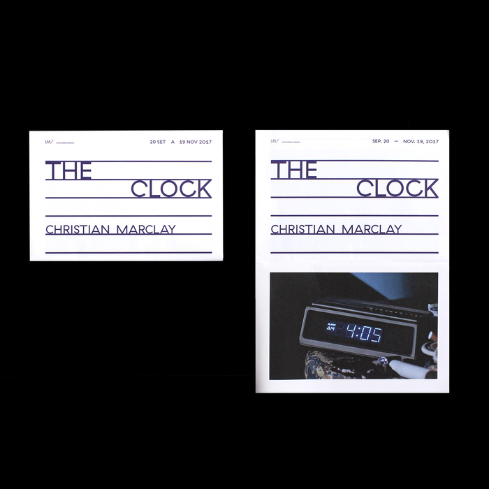Christian Marclay – The Clock, Instituto Moreira Salles 4