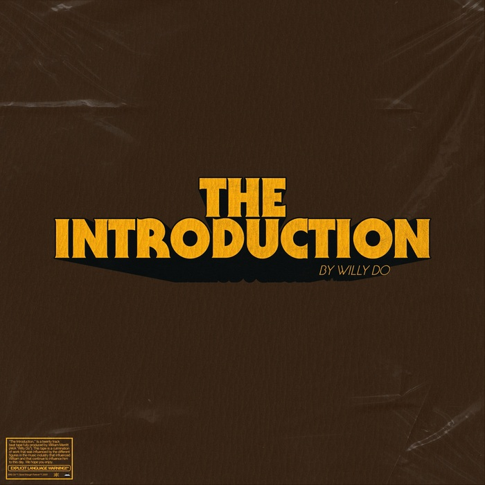 Willy Do – The Introduction album art