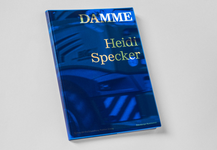 Heidi Specker – Damme exhibition catalog 1