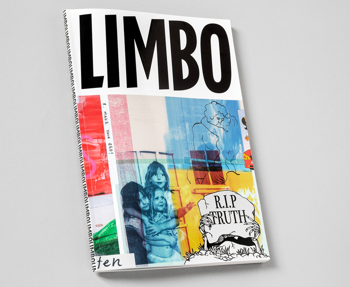 Limbo magazine, Issue 1 1