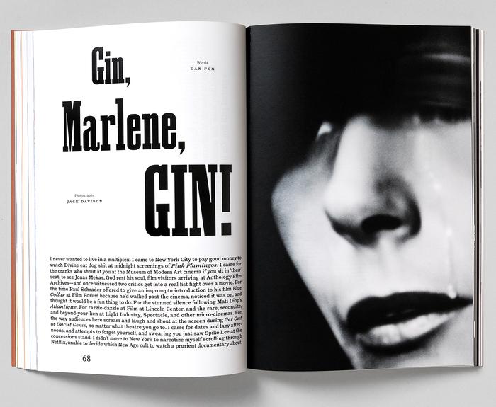 Limbo magazine, Issue 1 9