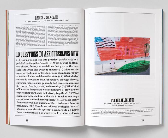 Limbo magazine, Issue 1 6