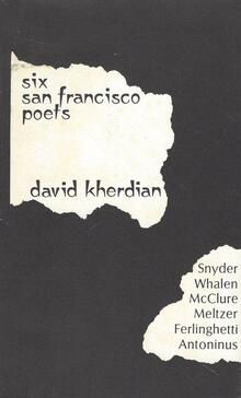 <cite>Six San Francisco Poets</cite> (The Giligia Press)