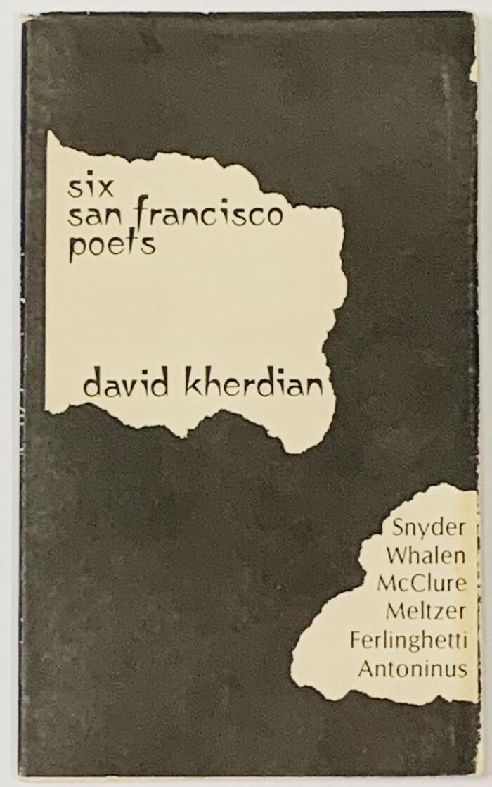 Six San Francisco Poets (The Giligia Press) 2