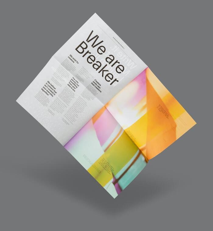 Breaker visual identity 8