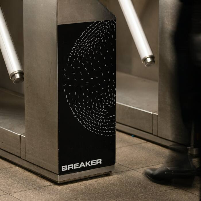 Breaker visual identity 10