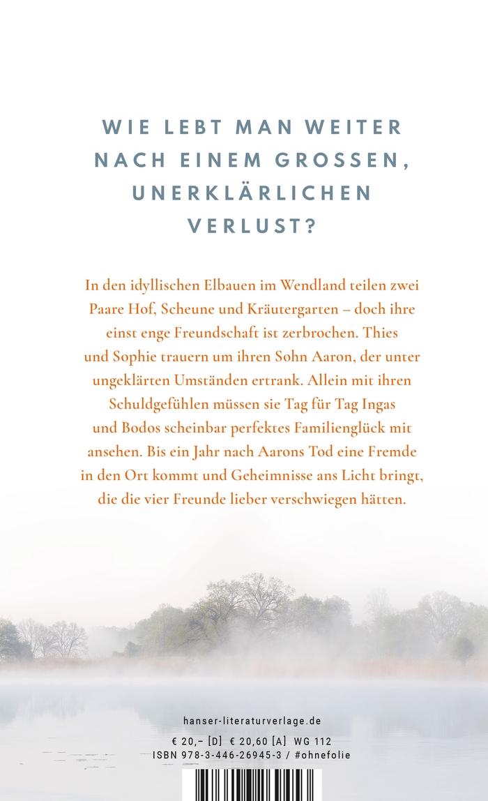 Unter Wasser Nacht by Kristina Hauff (Hanser) 2