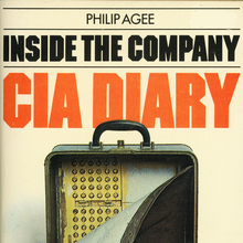 <cite>CIA Diary: Inside The Company</cite> by Philip Agee