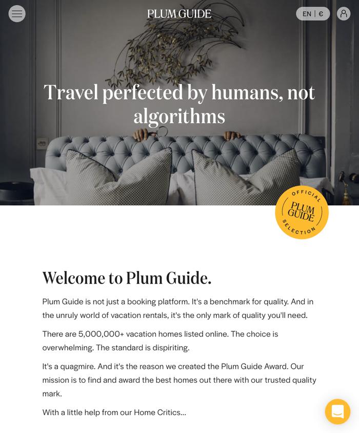 Plum Guide 1