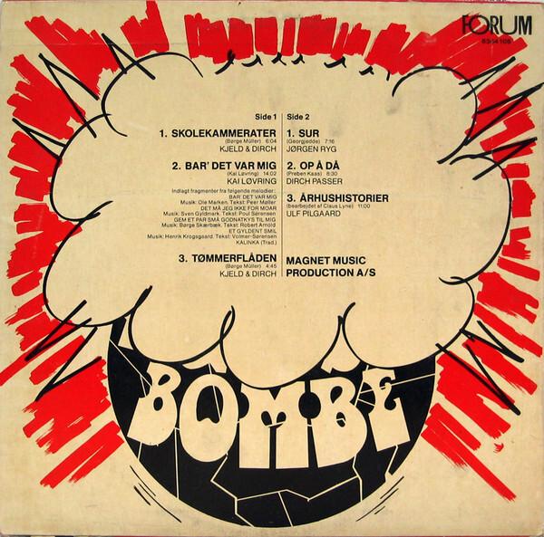 Humørbombe album art 2