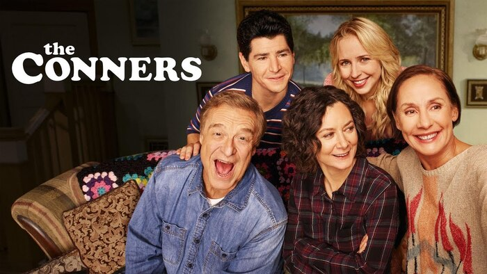 The Conners (2018–) logo and titles 1