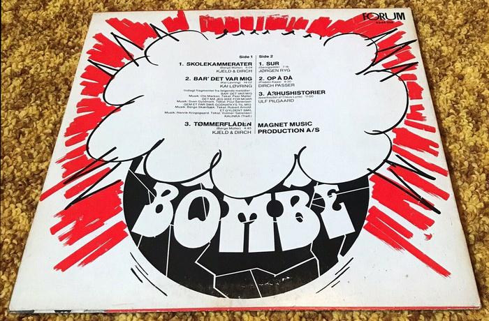 Humørbombe album art 4
