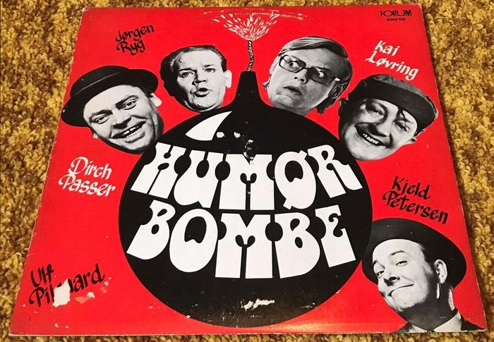 Humørbombe album art 3
