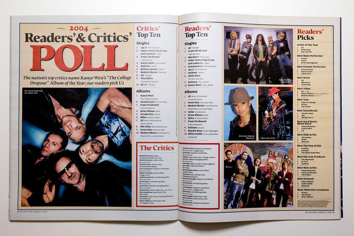 Rolling Stone magazine (2004–2006) 5