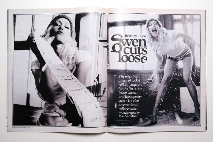 Rolling Stone magazine (2004–2006) 6
