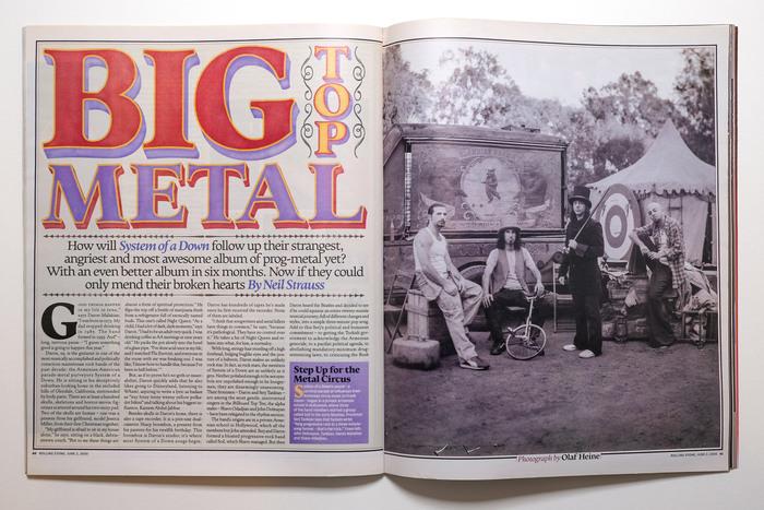 Rolling Stone magazine (2004–2006) 7